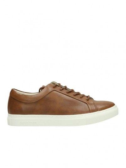 Sneakers Man Brown Jack & Jones