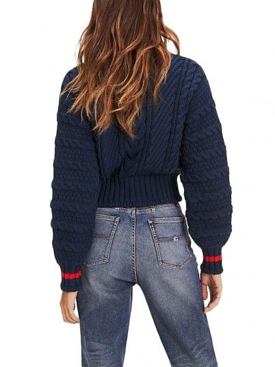 MALHA MULHER CHUNKY TOMMY JEANS