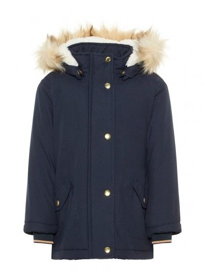 Jacket Girl Navy Blue Name It