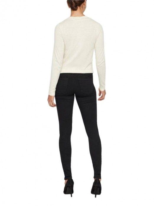 Pants Woman Tanya Black Vero Moda