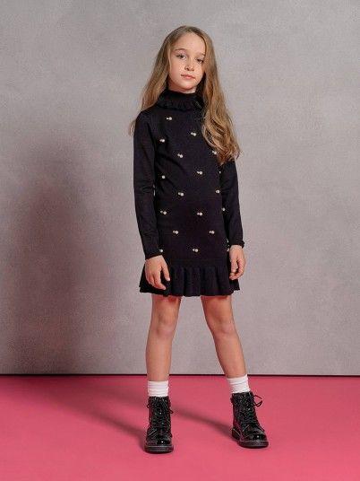 Vestido Menina Fracomina