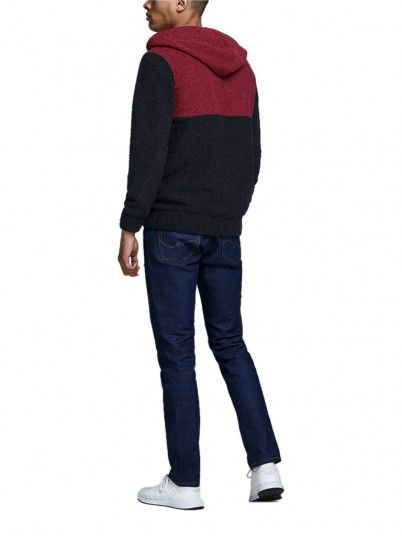 SWEATSHIRT HOMEM BLOCKON JACK JONES
