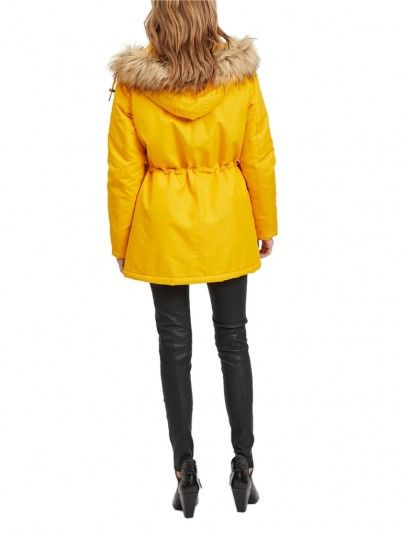 Jacket Woman Yellow Vila