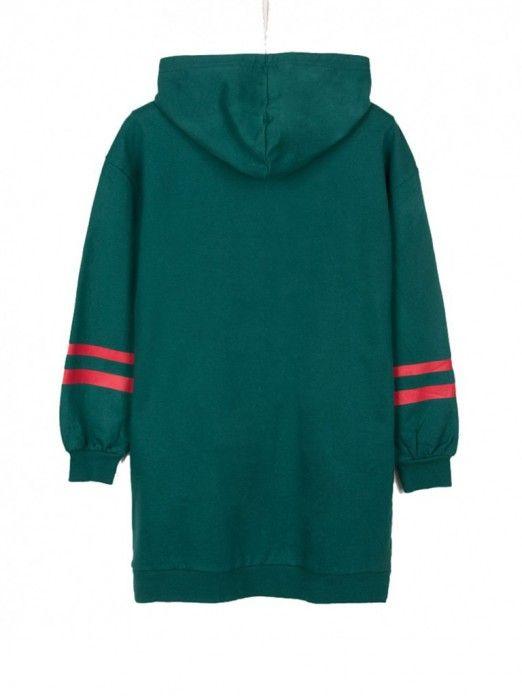 Sweatshirt Girl Green Tiffosi Kids