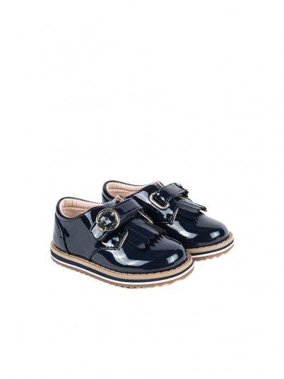 Sapato franjas menina Mayoral