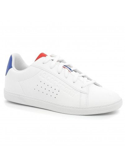 Sneakers Boy White Le Coq Sportif