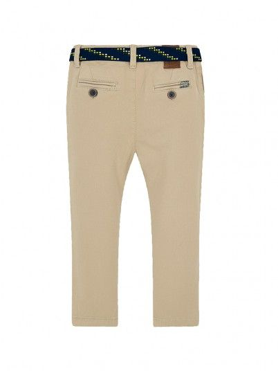 Trousers Boy Beige Mayoral 3516
