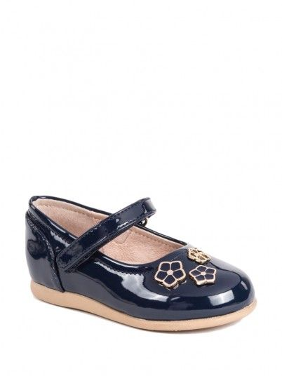 Shoes Baby Girl Bebé Navy Blue Mayoral