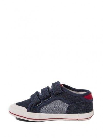 Sneakers Boy Navy Blue Mayoral