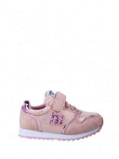 Sneaker Girl Rose Mustang 47601