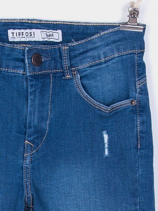 Jeans Girl Denim Tiffosi Kids 10023379