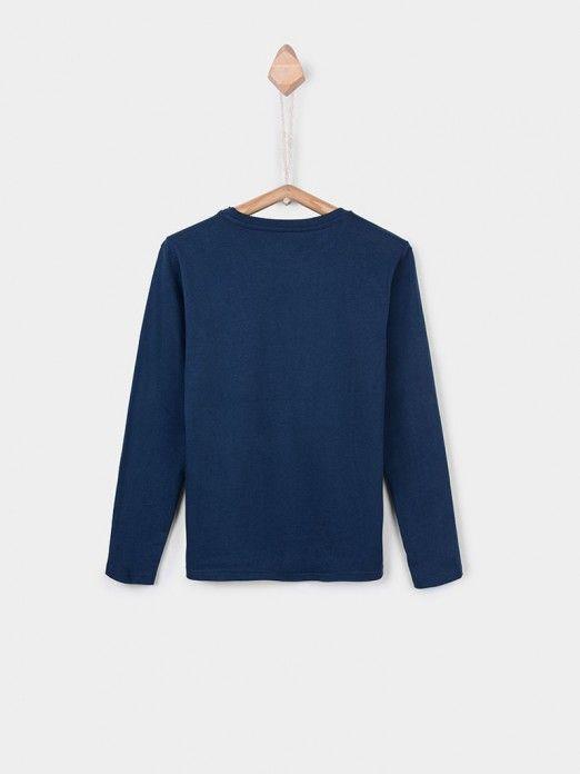 Sweatshirt Boy Navy Blue Tiffosi Kids