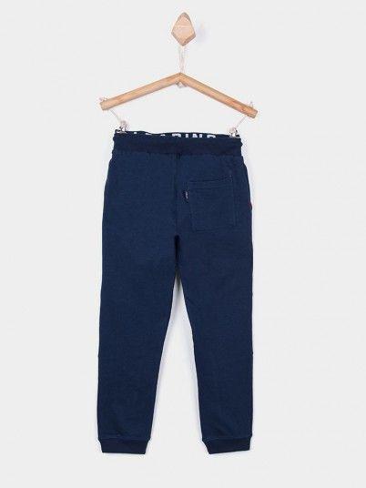 Trousers Boy Dark Blue Tiffosi Kids 10026490