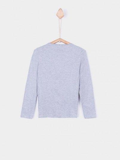 Sweatshirt Girl Grey Tiffosi Kids 10026761