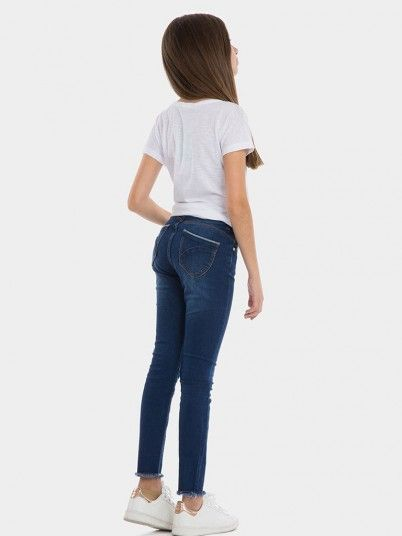 Jeans Girl Jeans Dark Tiffosi Kids 10026929