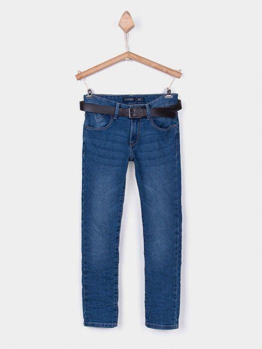 Jeans Menino John_K282 Tiffosi