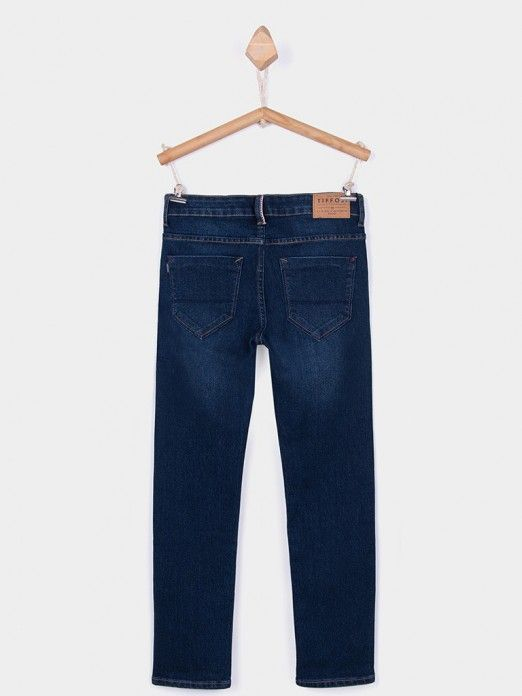 Jeans Boy Dark Jeans Tiffosi Kids