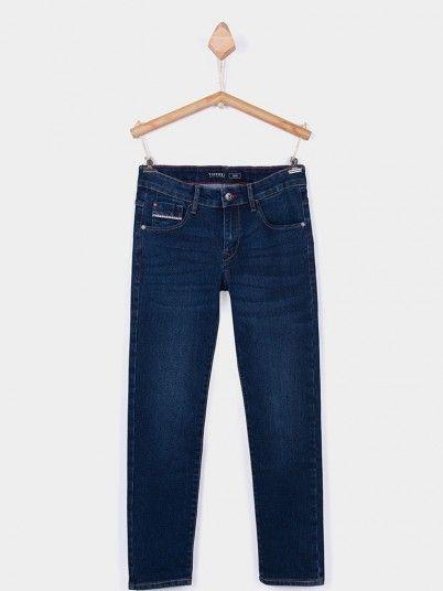 Jeans Menino John_K274 Tiffosi