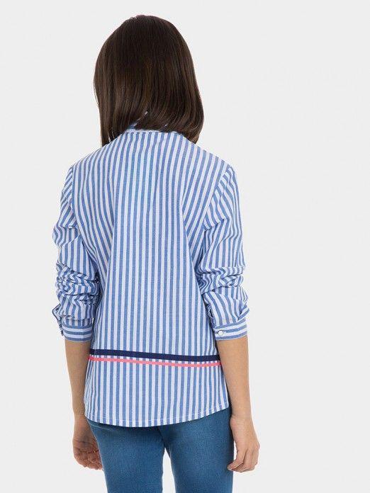 Camisa Menina Camun Tiffosi