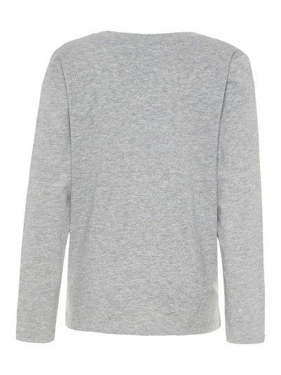 Sweatshirt Boy Vagno Grey Name It