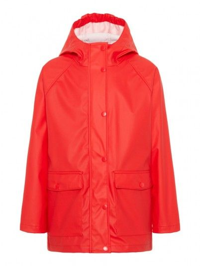 Jackets Girl Red Name It 13160246