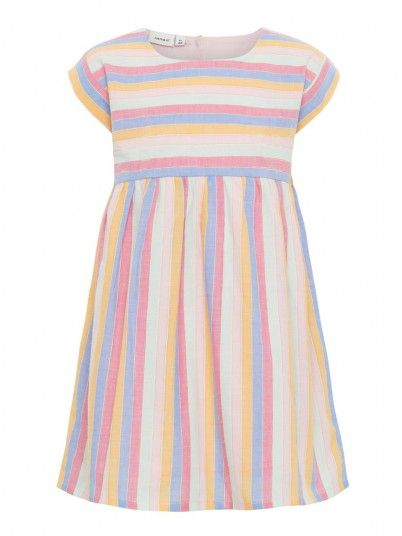 Dress Girl Multicolor Name It