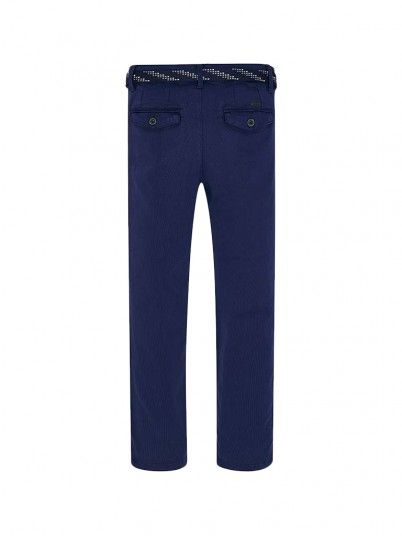Trousers Boy Navy Blue Mayoral N196510