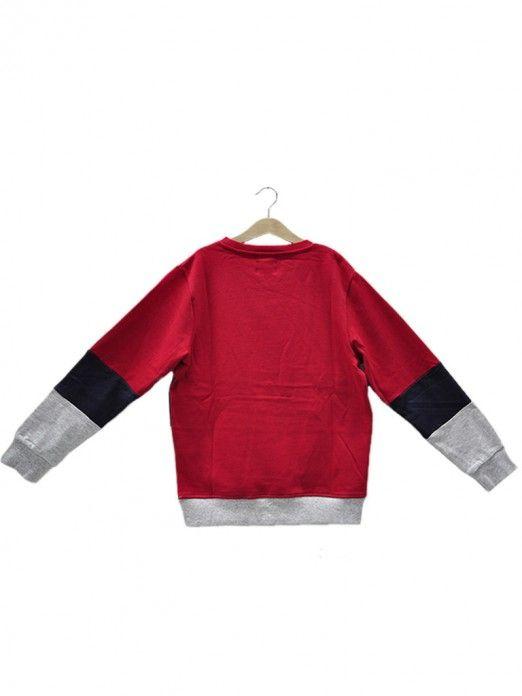 Sweatshirt Niño Rojo Tiffosi Kids