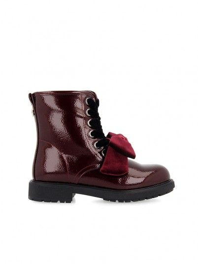 Boots Girl Bordeaux Gioseppo