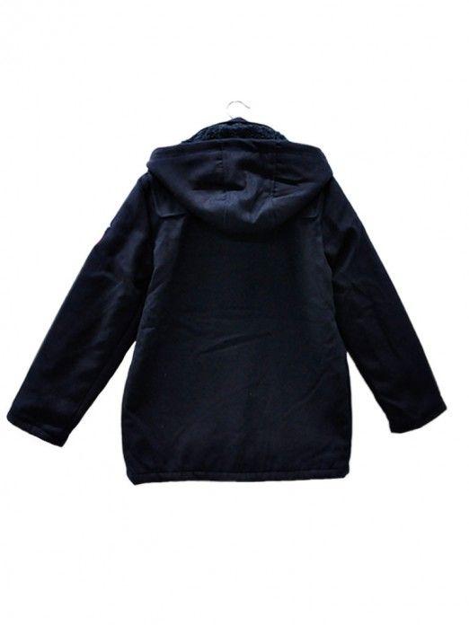 Jacket Boy Navy Blue Tiffosi Kids