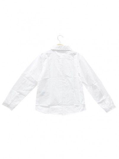 Shirt Girl White Name It
