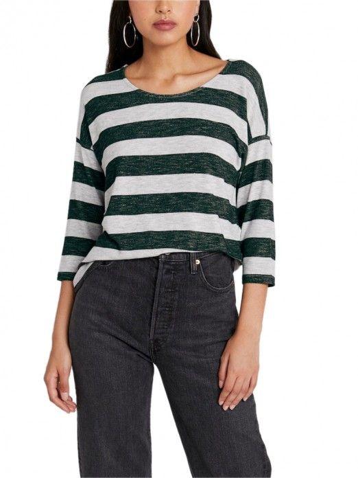 Sweatshirt Mulher Wide Vero Moda
