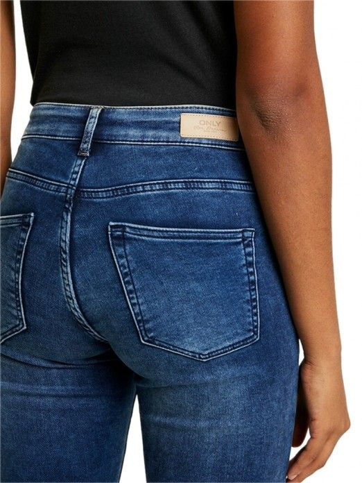 Jeans Mulher Hush Only