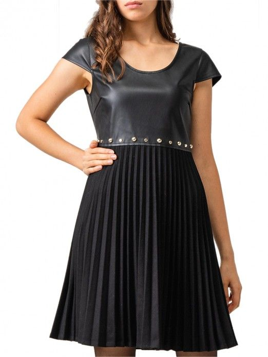 Dress Woman Black Armani Exchange