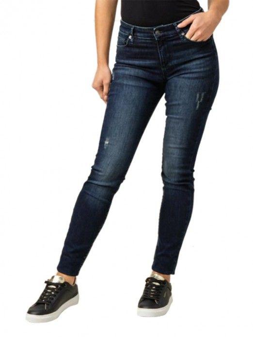 Jeans Woman Dark Jeans Armani Exchange