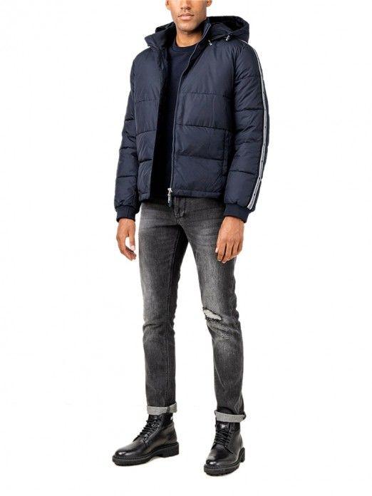 Jacket Man Dark Blue Armani Exchange