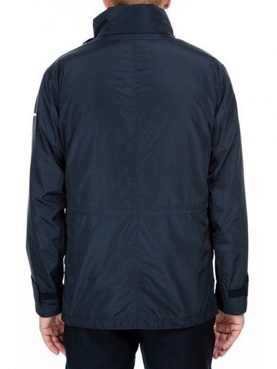 Jacket Man Navy Blue Armani Exchange