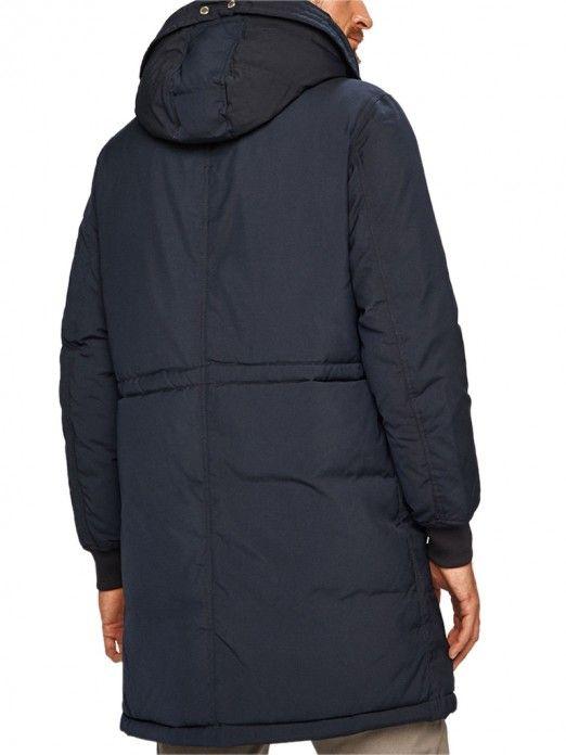 Jacket Man Navy Blue Armani Exchange