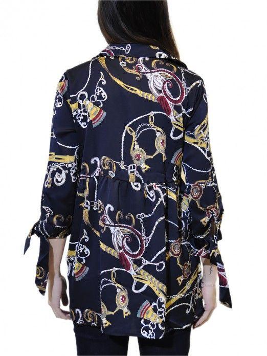 Blusa Mulher Dizzy Vero Moda
