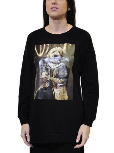 Sweatshirt Mulher Royal Only