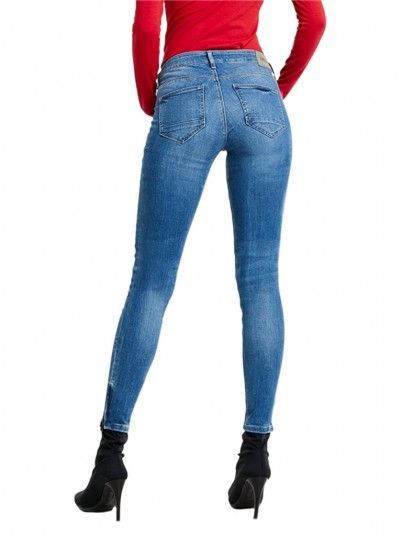 KENDELL REG SK ANK JEA CRE100 NOOS JEANS17