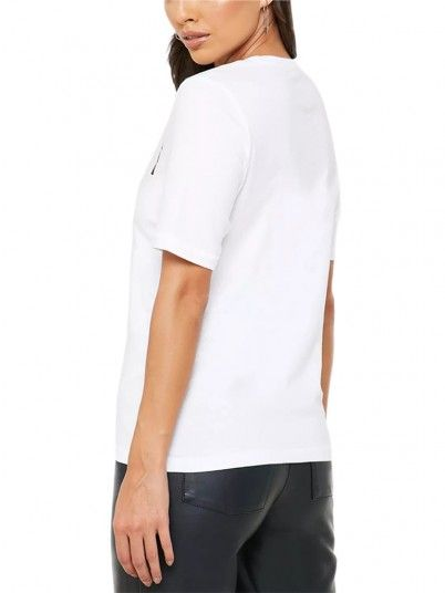 T-Shirt Donna Bianco Only