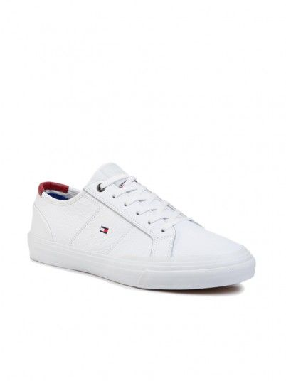 Sneakers Man Core White Tommy Jeans Footwear