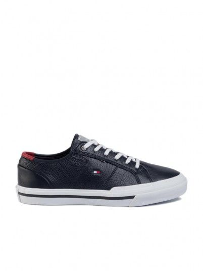 Sneakers Man Core Navy Blue Tommy Jeans Footwear