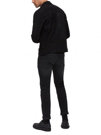 Pants Man Black Selected