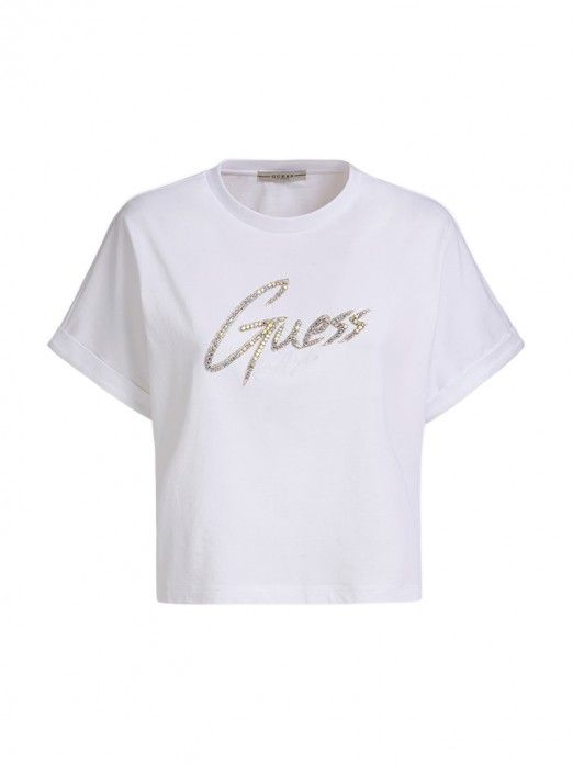 T-Shirt Mulher Marlene Guess
