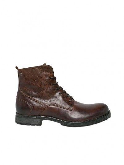 Boots Man Brown Jack & Jones