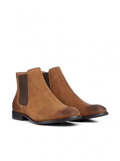Boots Man Camel Jack & Jones