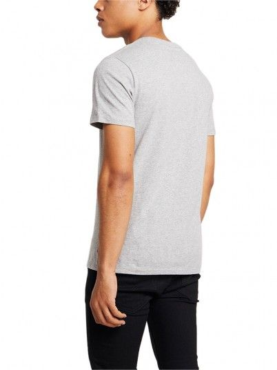 T-Shirt Man Grey Levis