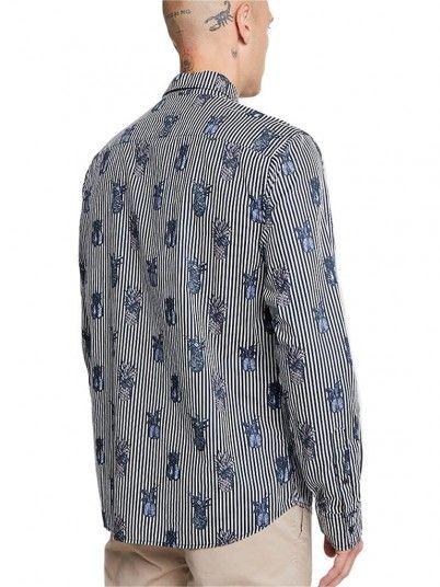 Camisa Homem Fun Jack Jones